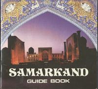Samarkand Guide Book - Uzberkistan - Exploration/Voyages
