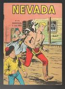 Nevada N° 113 - Editions LUG à Lyon - Juin 1963 - Avec Miki Le Ranger, Apollon Et Lone Bardo - BE - Nevada