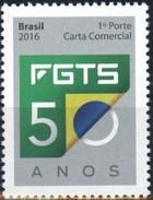 Brasil 2016 ** Fondo De Garantía Por Tiempo De Servicio.  See Desc. - Brazil