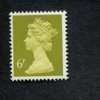 327395927 1991 ** MNH GIBBONS X936  SCOTT MH59 - 1952-.... (Elizabeth II)