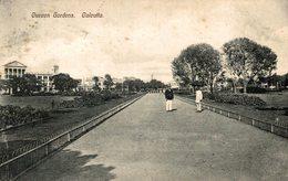 INDIA - INDE  Curzon Gardens, Calcutta - Inde