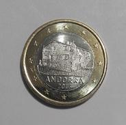 1 EURO ANDORRA 2016 Sin Circular - Andorra