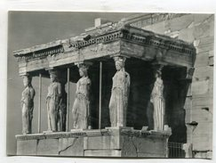 GREECE - AK297112 Athens - Acropolis - Caryatides - Grèce