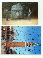 Lot 100 Cartes Postales Modernes Et Semi-modernes - Monde TBE - Cartes Postales