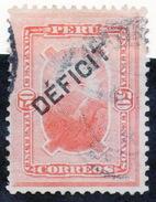 PERÚ-Yv. 32-Taxe -PER-7567 - Pérou
