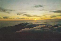 China - Sunrise On Mount Henshan, Henyang City Of Hunan Province - Halt Gegen Das Licht/Durchscheink.