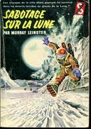 Ditis  179 Leinster Sabotage Sur La Lune - Ditis