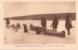ALTE AK  KANADA  -  Missions D´Extreme Nord Canadien -  Ca. 1930 - Nordwestgebiete