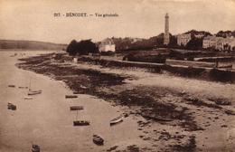 BENODET -29- VUE GENERALE - Bénodet