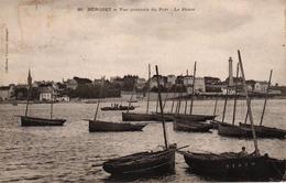 BENODET -29- VUE GENERALE DU PORT - LE PHARE - Bénodet