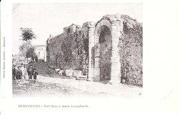BENEVENTO - Port'Arsa E  ......... Animata, 1900 Circa -2017-201 - Benevento