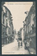 Rennes - La Rue De Brest Et L'Eglise Saint-Etienne - Rennes
