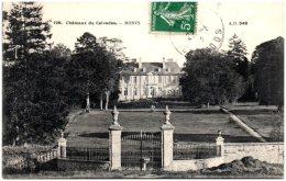 14 Chataux Du Calvados - MONTS   (Recto/Verso) - Autres Communes