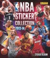 NBA BASKETBALL 2013/14 PANINI STICKERS - LOTTO DI 160 FIGURINE DIVERSE - NUOVE CON VELINA ORIGINALE. - Panini