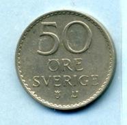 1964  50 Ore - Suède
