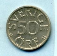 1978  50 Ore - Suède