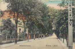 Grünau I. Mark - Wilhelmstrasse [D 2.324 - Germania
