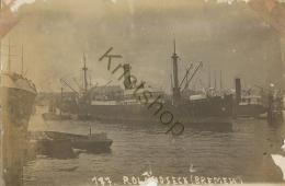 Bremen - Rolandseck (Schiff - Dampfer) [D 2.327 - Germania