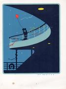 Menu Dinner SS Nieuw Amsterdam - Holland America Line / January 1,1970 - Menus