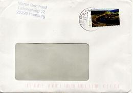Auslands - Brief Von Hamburg 640 Mit 90 Cent 2017 - BRD