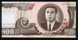 Korea 1992, 100 Won - UNC - Korea (Nord-)