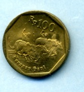 1991  100 Roupie - Indonesia