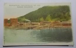 Exposition Universelle De 1900-Panorama Transsibérien-De Moscou à Pékin(lac Baikal) - Expositions