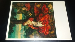 BERNARD VAN ORLEY - REST ON THE FLIGHT INTO EGYPT - Malerei & Gemälde