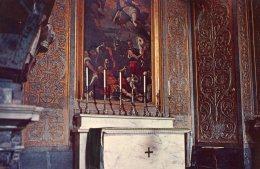 MALTA - St John's Co- Cathedral - Valletta- Chapel Of France - Malte