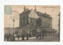 Cp , 14 , HONFLEUR , La Lieutenance , Voyagée 1906 - Honfleur