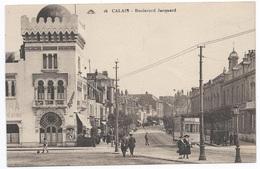 CALAIS  -  CAP  -  N° 16  -  Boulevard Jacquard  - - Calais