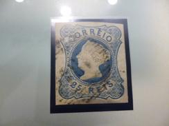 1853 - D.MARIA II - MIRANDELA (184) - 1853 : D.Maria