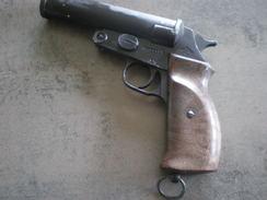 LANCE FUSEE ITALIEN - Armes Neutralisées
