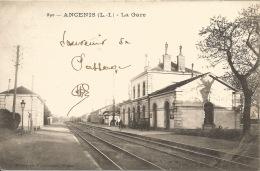 44 -  ANCENIS   LA GARE - Ancenis