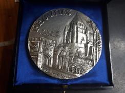 MAGNIFIQUE MEDAILLE DE LA VILLE DE PROVINS - Monnaie De Paris