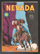Nevada N° 454 - Editions LUG à Lyon - Mai 1985 - Avec Le Petit Ranger Et Tumac - Neuf. - Nevada
