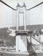1960 - Iconographie Documentaire - Tancarville (Seine-Maritime) - La Construction Du Pont - FRANCO DE PORT - Vieux Papiers