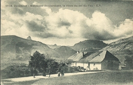 Monestier De Clermont La Route Du Col De Fau - Otros Municipios