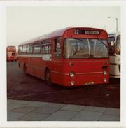 Bus Photo East Kent AEC Swift Marshall VJG196J - Cars