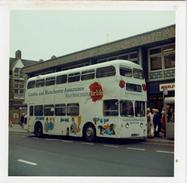 Bus Photo Maidstone & District 5628 Leyland Atlantean Metro-Cammell 628UKM - Cars