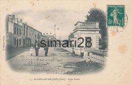 SAINT PAUL CAP DE JOUX - N° 5 - POIDS PUBLIC - Saint Paul Cap De Joux