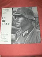 """MILITARIA / GUERRE WWII /  FAITS DU XX SIECLE / LE III REICH """"  CHANTS DE GUERRE DE L ARMEE  ALLEMANDE 39/40 """" EDIT SERP - Vinyles"""
