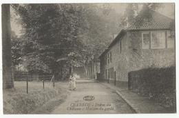 CLABECQ - Drève Du Château Et Maison Du Garde - Tubize - - Tubize