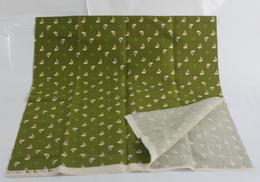 Japanese Cotton Cloth : 110 X 50 Cm. - Vintage Clothes & Linen