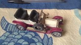 "Matchbox "" Models Of Yesteryear""  Rolls-Royce Silver Ghost 1906 Y-10 - Andere Sammlungen"