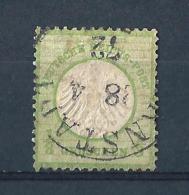 REICH44) 1872 - AQUILA Scudo Piccolo-Unif 2 USED - Germania