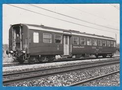 CP - Train - SBB - CFF - WR Buffet 50 85 83 - 33 000-001 De 1962. - Trains