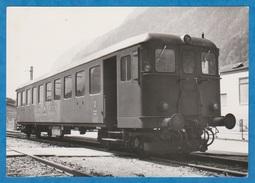 CP - Train - SBB - CFF - Voiture De Commande - Bti 50 85 29 - 03 902-910 De 1963. - Trains