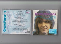 Gram Parsons - WARM EVENINGS, PALE MORNINGS, BOTTELED BLUES; 1963 - 1973 - Original CD - Country & Folk