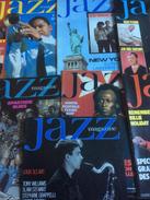 Lot De 7 Numéros De Jazz Magazine : 332/368/374/371/376/378 & 379 (1984/88) - Musique